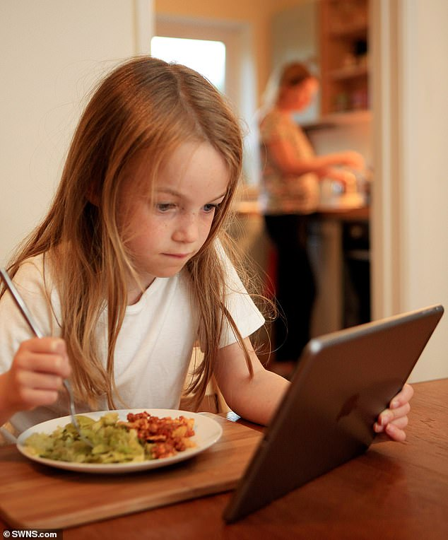 Screen time was reflected by adherence to recommendations by the American Association of Pediatrics (AAP), which includes limiting screen use to one hour per day