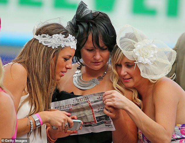 The vast majority wagered on the year's biggest race goes straight to the bookies, but someone has to win and you need every edge you can to be one of them (stock image)