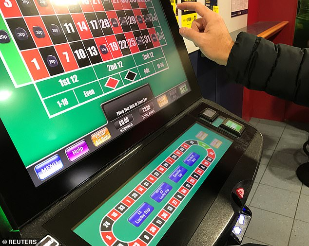 The high street bookies settled out of court with the 32-year-old man who lost more than £134,000 playing roulette and blackjack on gaming machines