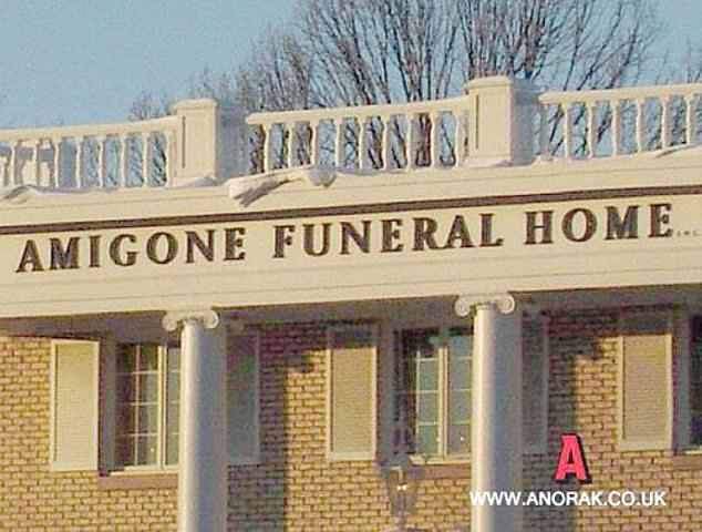 I hope so! One funeral home, believed to be in the US, appeared to miss their double entente sign that will leave customers feeling spooked