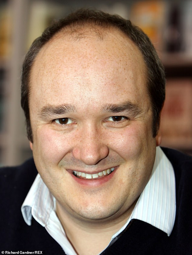 Historian Dominic Sandbrook