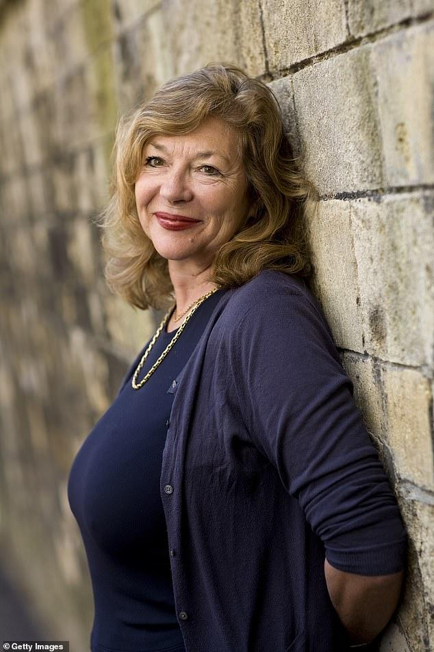 Author Carol Drinkwater