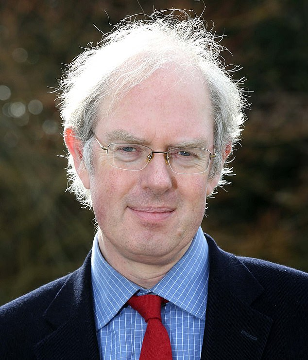 Daily Mail contributor, Christopher Hart