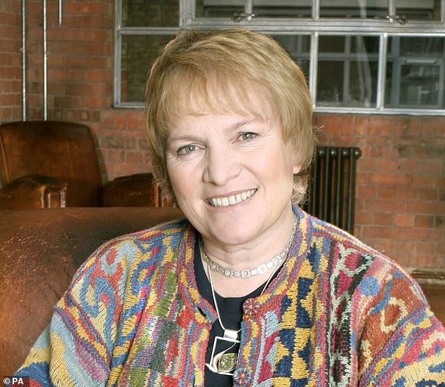 Author and broadcaster Libby Perves