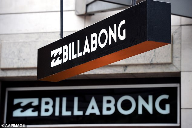 The Billabong website is facing disruptions after international hackers hit them with a cyber attack (Pictured: a Billabong store)