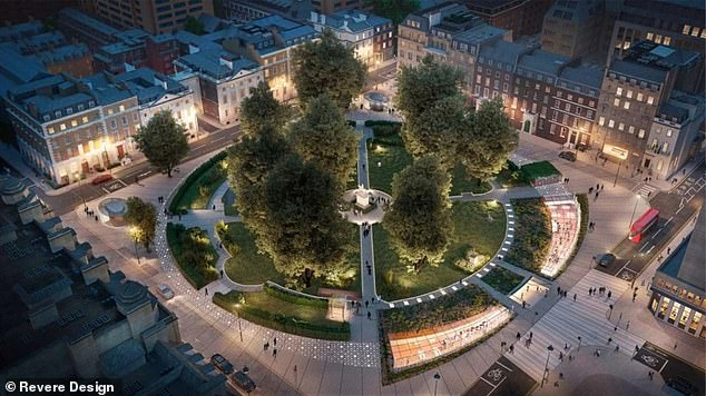 Plans have been submitted for a £100m underground development to expand the Harley Street medical area in London's West End