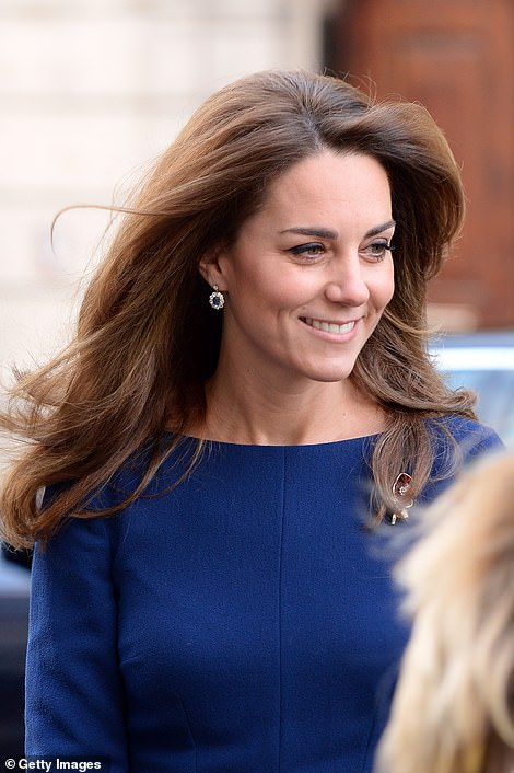 The Duchess attends the launch of the new independent charity will provide an emergency response to disasters in the UK