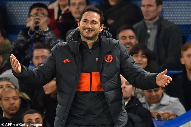 Chelsea fans hope that after a turbulent decade, Frank Lampard will remain long-term