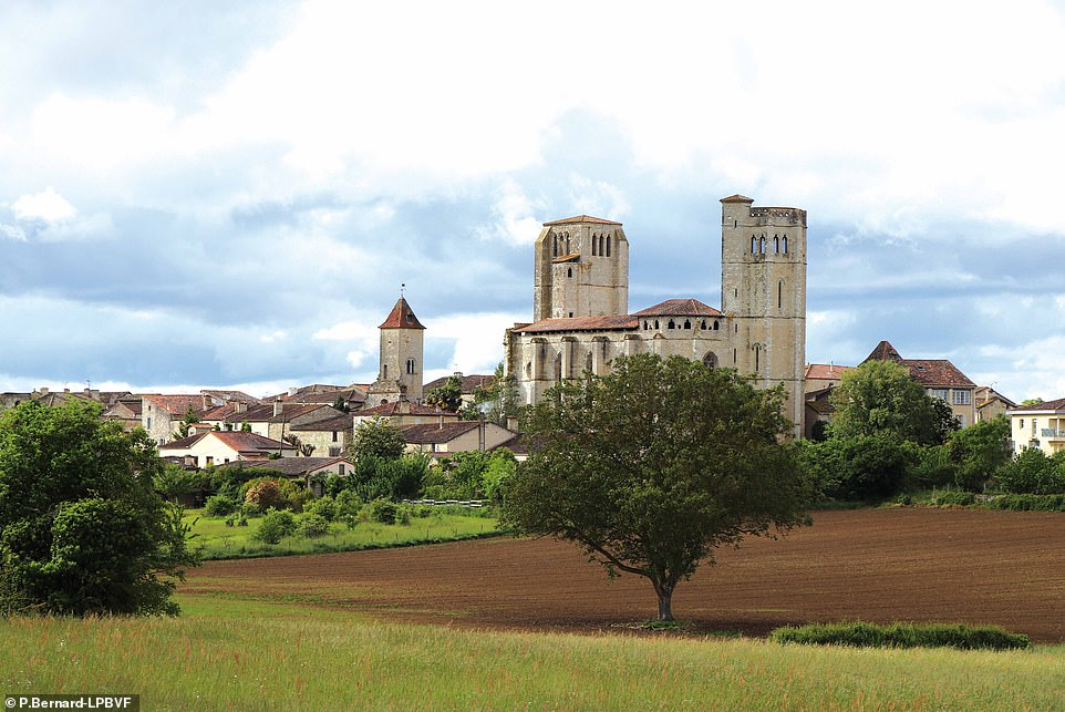 La Romieu, in south-western France, near Agen, is remarkable for its Unesco-listed collegiate church of Saint-Pierre. The building is a prime example, we're told, of Southern Gothic architecture