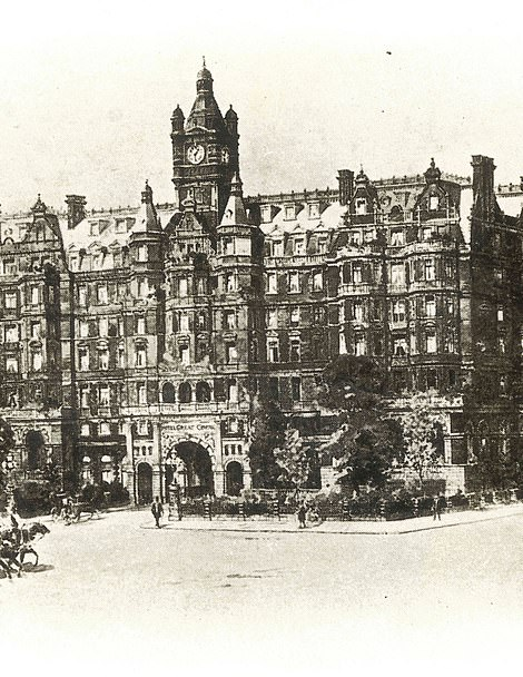 The hotel was founded by the formidable Sir Edward Watkin, the 'Last King of the Railways'