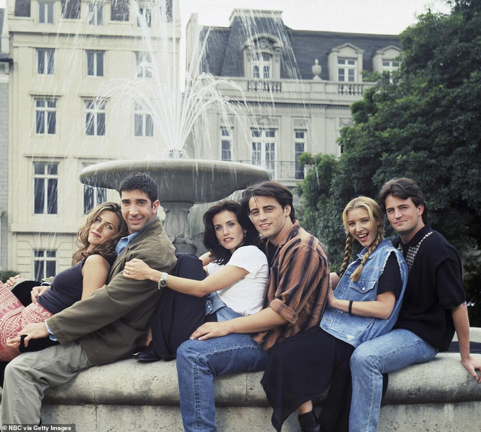 Phenomenally successful: The series was nominated for 62 Primetime Emmy Awards and won Outstanding Comedy Series in 2002 for its eighth season