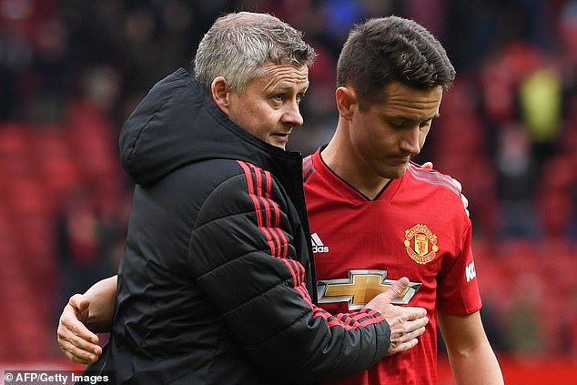 Herrera said he was happy at United but says the focus on football at PSG was a culture shock