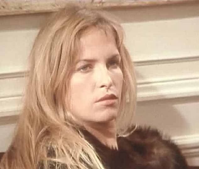 Describing the crime of rape as a 'time bomb', Ms Monnier (pictured during her acting days) said the 'traumatic memory' of what father-of-two Polanski did to her would never go away