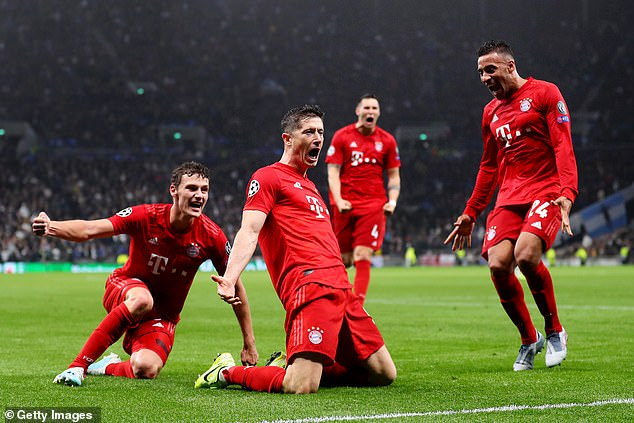 The Champions League is one of football's most prestigious competitions across the world