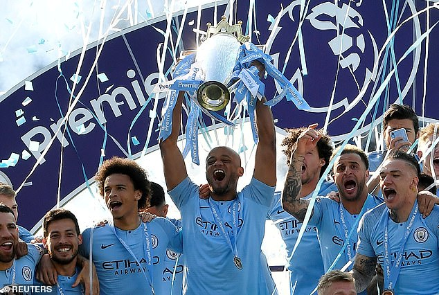 Vincent Kompany claims that winning the championship was made sweeter by Liverpool's heartbreak