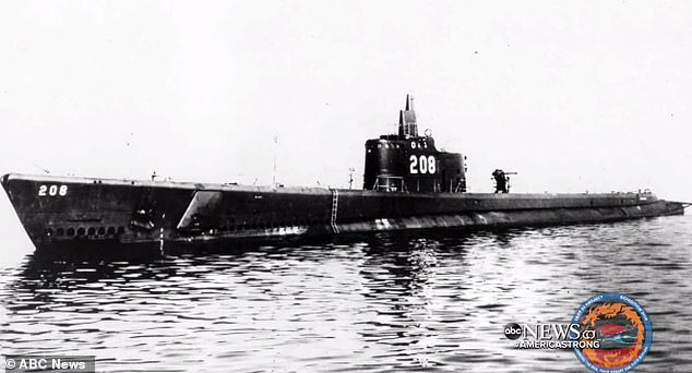 The U.S.S. Grayback is ranked as the 20th most successful sub in WWII that sank more than a dozen Japanese ships