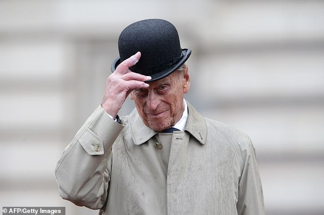 With the Duke of Edinburgh (pictured) — for so long the family disciplinarian — playing a less active role, and now without her former private secretary Sir Christopher Geidt, who gave her such wise counsel, the Queen is seen by some as being adrift