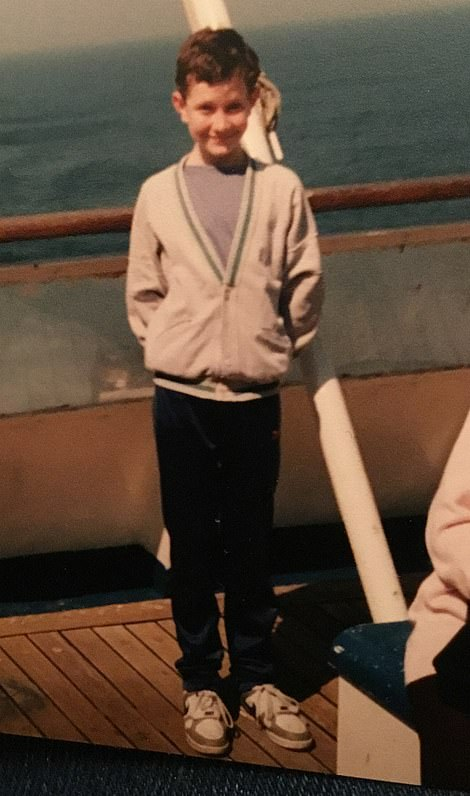 Douglas Murray: Here I am, aged seven in 1986, taking a ferry to France, leading the battle against flying years before Greta Thunberg stole the idea