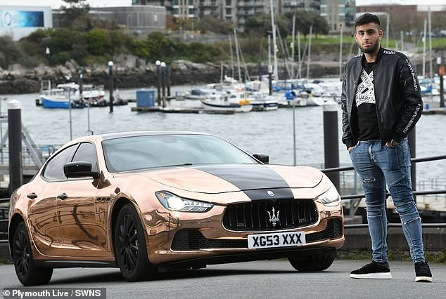Gurvin Singh started with just £200 before raking in thousands a month trading on the Foreign Exchange Market