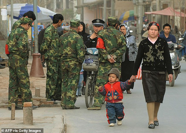 The news comes as China faces widespread criticism over its policy against Muslims. At least one million ethnic Uighurs and other Muslims are held in the detention centres in Xinjiang in western China