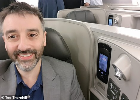 Suite life: It's all smiles on the A321T