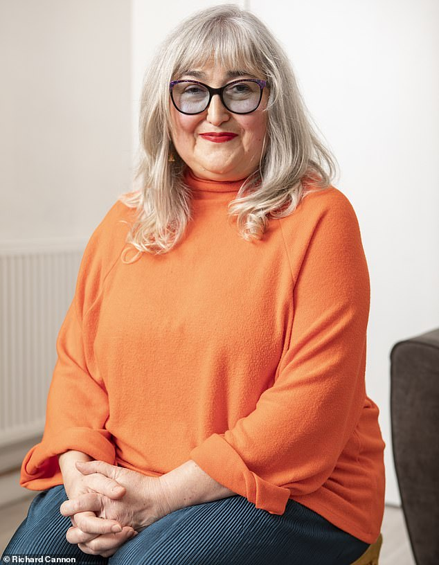 Sheryll Karpel, 59, first felt a headache around her right eye after a yoga class. The recruitment consultant from North London was told she had a migraine three times by her GP before she was rushed to hospital during a serious attack and diagnosed with glaucoma