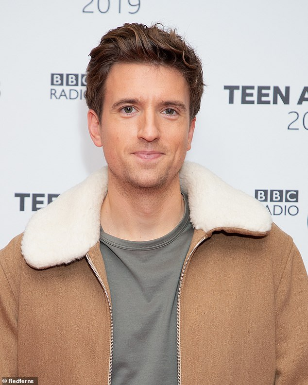 Greg James attempted to intervene after member of the audience threw a bread roll at Kumar