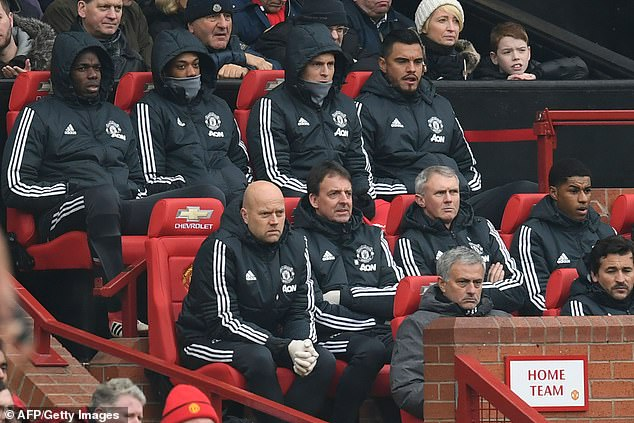 Mourinho will meet backroom staff he considers 'close friends' prior to Wednesday's game
