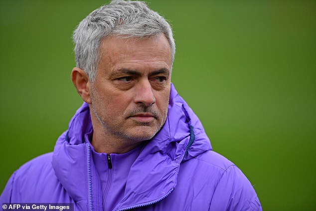 Mourinho is preparing for his first return to Old Trafford since he was sacked last December