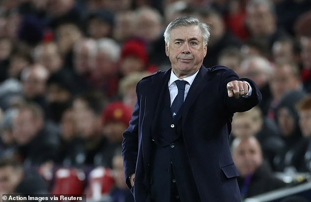 Reports indicate that Napoli could sack current manager Carlo Ancelotti as early as next week