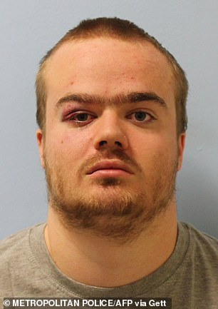 Jonty Bravery, 18, from Ealing, west London , said to detectives after he was arrested that he had planned in advance to hurt someone at the art gallery on that date