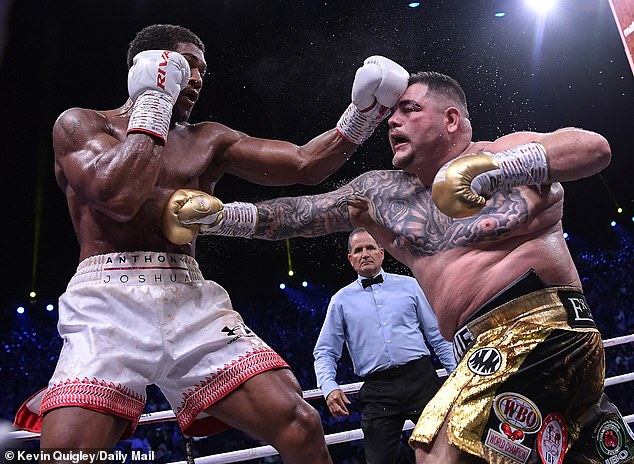 The British heavyweight claimed a unanimous points victory against Ruiz Jr on Saturday
