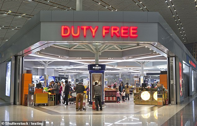 Travel experts have revealed how you can bag the biggest savings while shopping at duty free, with the best bargains to be had on 'sinful' products