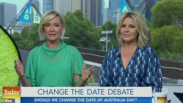 Why Today REALLY failed: An industry expert has revealed why Nine's 2019 breakfast show was doomed from the start (Pictured L-R: Deborah Knight and Georgie Gardner)