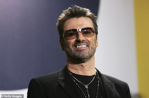 The legendary Wham! singer - seen in 2005 - died at the age of 53 on Christmas Day 2016