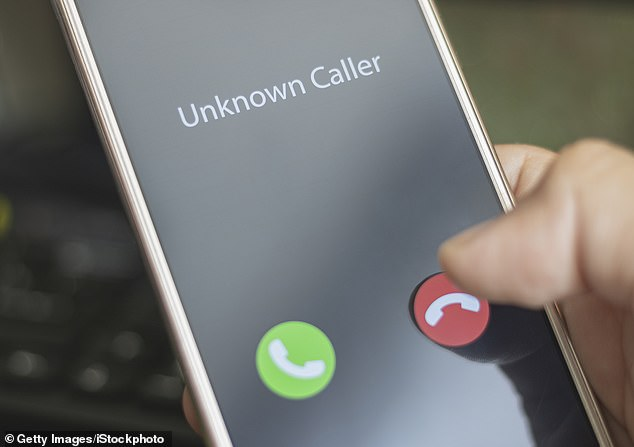 Robocallers are using recorded messages tell the person, along with using their name, that something is wrong with their account like a suspicious purchase, lost package or their iCloud was breached