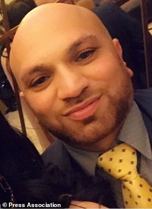 Asghar Badshah, 39, was found inside the former Yorkshire Bank in Batley in December 2019 after being reported missing