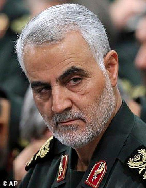 Rewolucyjna Gwardia Gen. Qassem Soleimani