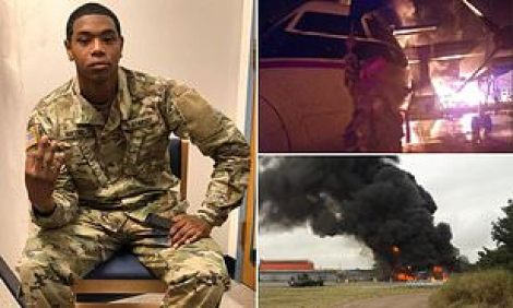 Image result for 3 Americans killed in attack at Kenya airfield by Al Shabaab militants; killed soldier identified!