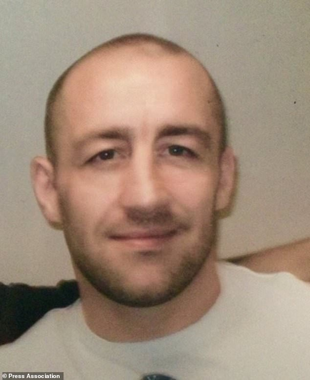 Losing course co-ordinators Mr Merritt and Miss Jones is an 'unbearable blow' and the 'sense of loss is immense', convicted murderer Gallant said (he is pictured in 2016)