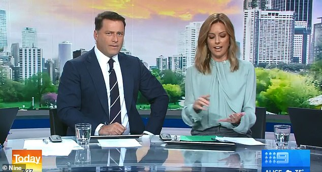 Back in the game! According to OzTAM figures, Karl and Allison are keeping Sunrise on their toes, pulling in 220,000 metro viewers on Tuesday