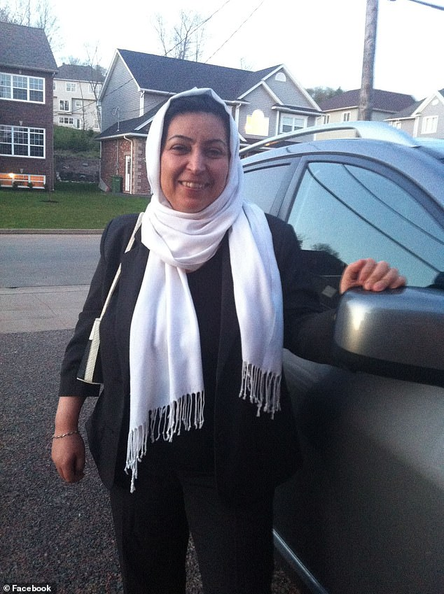 Mom Shekoufeh Choupannejad was a gynecologist and obstetrician in her 50s