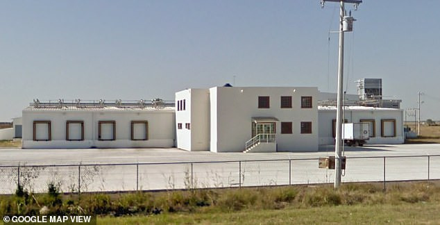 Specialist Hospital 270, Reynosa, pictured on Google in 2008. There has been no update on the man's condition after surgery