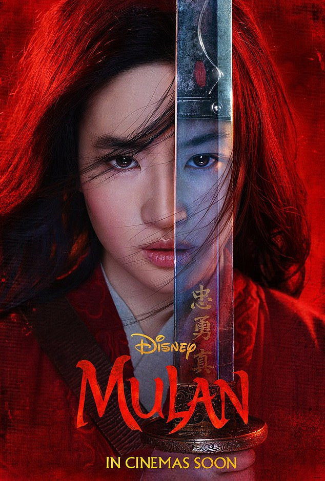 Disney has decided to remove a kissing scene from its $200million live-action adaptation of Mulan after their Chinese executives thought it was inappropriate for their audiences