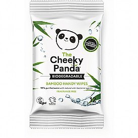Cheeky Panda Handy Wipes are £1.50 per pack