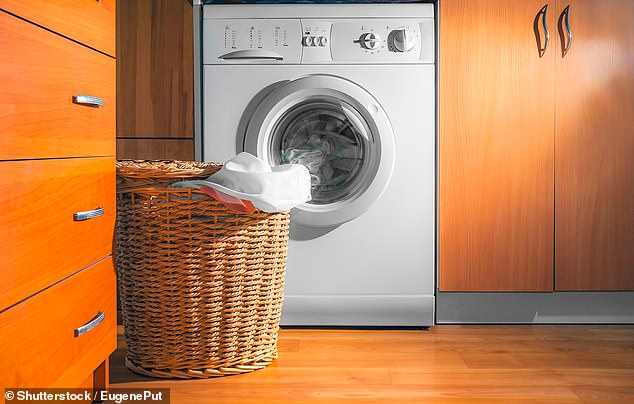 Washing clothes at 77°F for half an hour stops them from fading and halves the amount of harmful microfibres released compared with a 85 minute, 104°F cycle