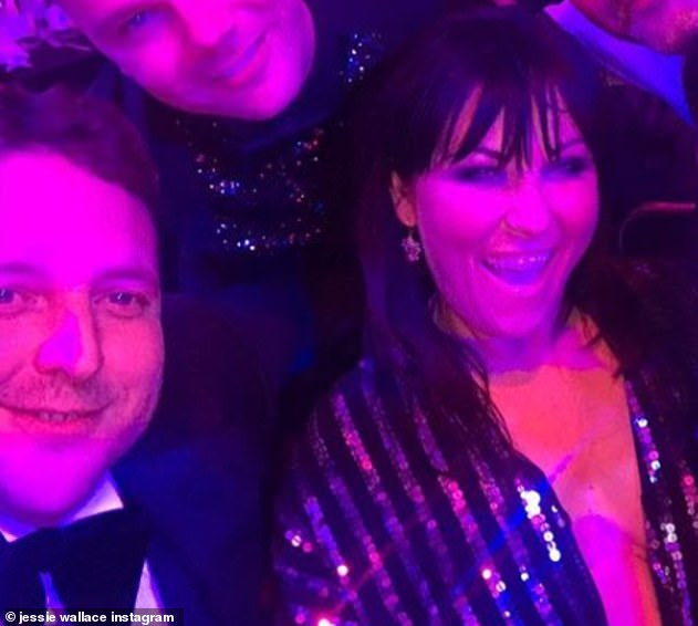 Shocking discovery: Paul's ex reportedly had no idea he was seeing soap star Jessie until she saw pictures of them together in the spring of 2018