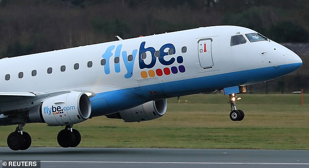 Flybe shareholders reached an agreement with the British government to keep the regional airline operational, business minister Andrea Leadsom said Tuesday.
