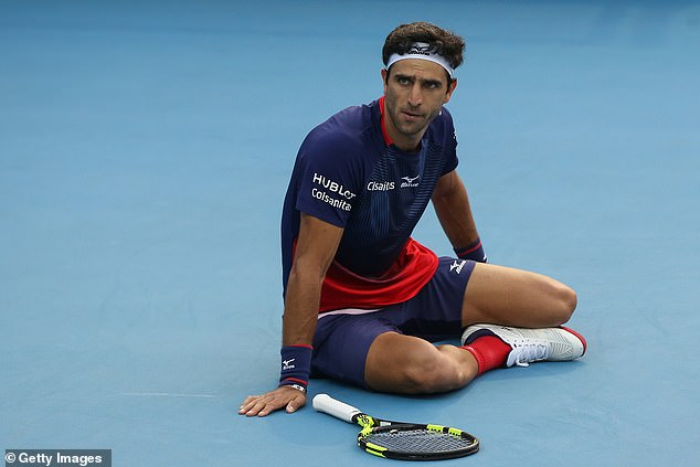 The doubles star defended his previously clean record and said he had frequently been tested without returning a positive result