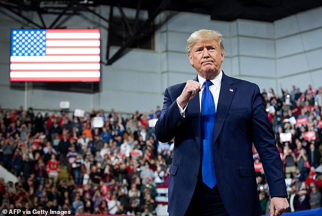 Instead of focusing on impeachment, Trump did a 'greatest hits' rally that highlighted taking our Iranian terrorist leader Qassem Soleimani and an impending trade deal with China